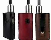 Provari Radius Leather Holster Custom Radius Vapor Wrap for the Provari Radius box mod Vaporizer