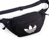 Classic 90s Adidas Trefoil Fanny Pack - 28 to 38