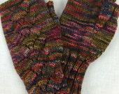 100% Merino Wool Fingerless Gloves, 107
