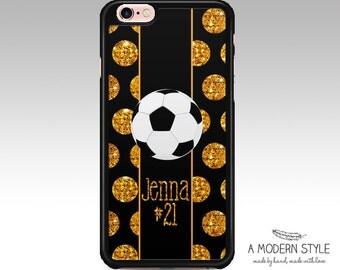 Soccer iPod 5 Case, Soccer iPod 4 Case, iPod 5 case, iPod case, iPod 4 case, i Pod 5 case, monogram iPod case, personalize iPod case