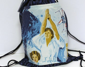 Star Wars Child's Drawstring Backpack