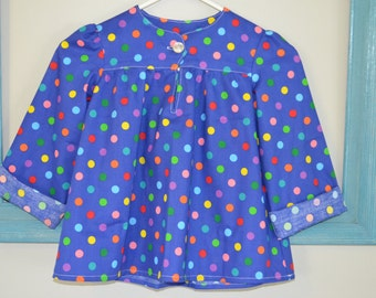 Little Girl's Tunic Top