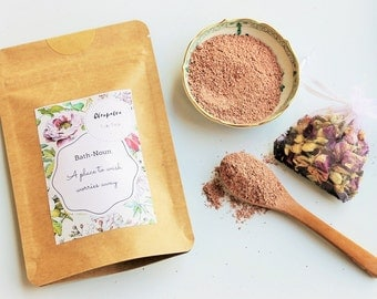 Cleopatra Rose Tub Tea Bath Soak