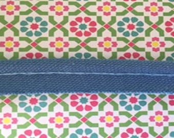 5 Yards Of Light Blue 100% Cotton Trim Piping (Made In USA)