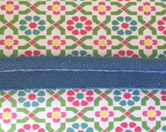 5 Yards Of  Bluebird (Blue) 100% Cotton Trim Piping (Made In USA)