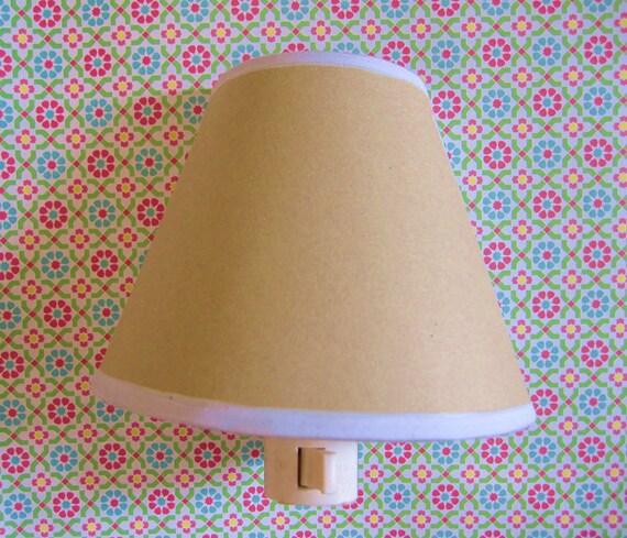 DIY Night Light Kit Nightlight Light Shade Lamp Shade Home