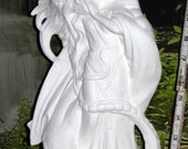Dragon Queen, Dragon and Girl, Dragon and Maiden, Dragon Trainer,Collectible dragon,Renaissance Dragon,Ready to paint,ceramic bisque,u-paint