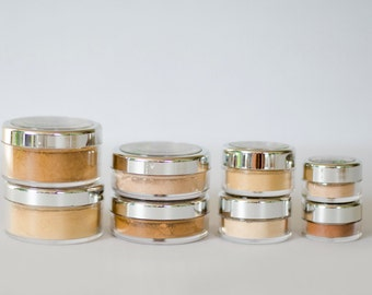 Matte Foundation Powder in 9 beautiful shades by RAW Beauty LLC