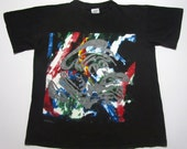 THE CURE vintage 1990 shirt