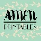 AmenPrintables