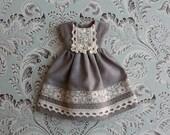 Rustic Blythe Dress   Pullip Dress