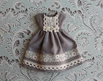 Rustic Blythe Dress | Pullip Dress