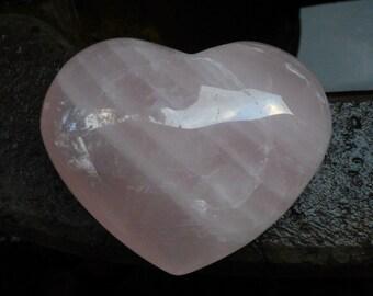 Rose Quartz hearts, Rose quartz love, Love, Unconditional love