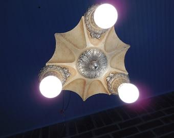 Antique Ceiling Light Fixture Art Deco Chandelier