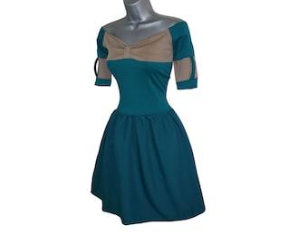 Adult Princess Merida Brave Fancy Dress CosPlay Costume (UK 8) (US 4) (EUR 36) Ladies Womens