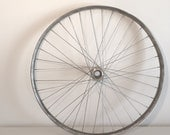 Antique Bicycle Wheel