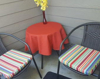 Custom Patio table set of 2 seat covers and 1 table cover