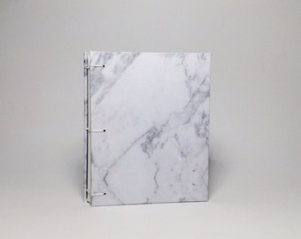 Made to Order - Small Marbled Notebook