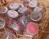 Organic Mango/Cocoa Butter Lip Balm/Gloss