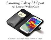 Galaxy S5 Sport Leather W...