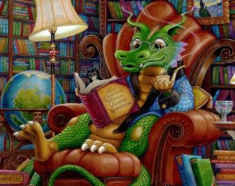 The Literate Dragon