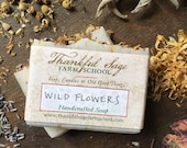 Wild Flowers Soap
