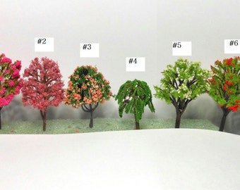 Miniature Trees-Choice of Trees for Fairy Garden/Terrariums