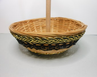 Bird Feeder Basket-OOAK-Clip-On Basket