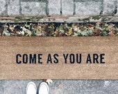 come as you are - rug