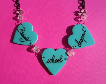 Beauty School Dropout Necklace