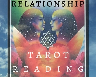 Relationship Reading: 10-13 Cards