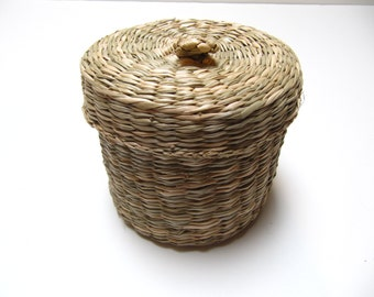 BASKET ONLY, MEDIUM Basket for Reusable Facial Pads