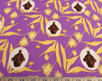 """Tina Givens Free Spirit Fairy Tip Toes Cupcake Medley TG64 100% cotton quilting fabric 44"""" wide sold by the yard"""
