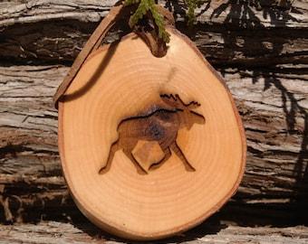 Natural air fresheners - Car air fresheners - Wooden air fresheners - Moose