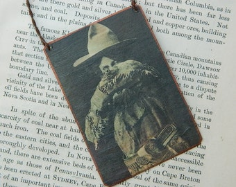 Ornament Vintage Cowgirls Calamity Jane Holiday ornament tree ornament