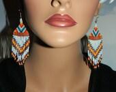 NEW Native Spirit Beaded Earrings