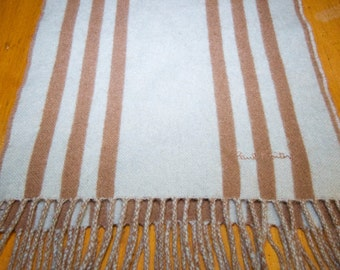Vintage Authentic Paul Smith Winter Scarf