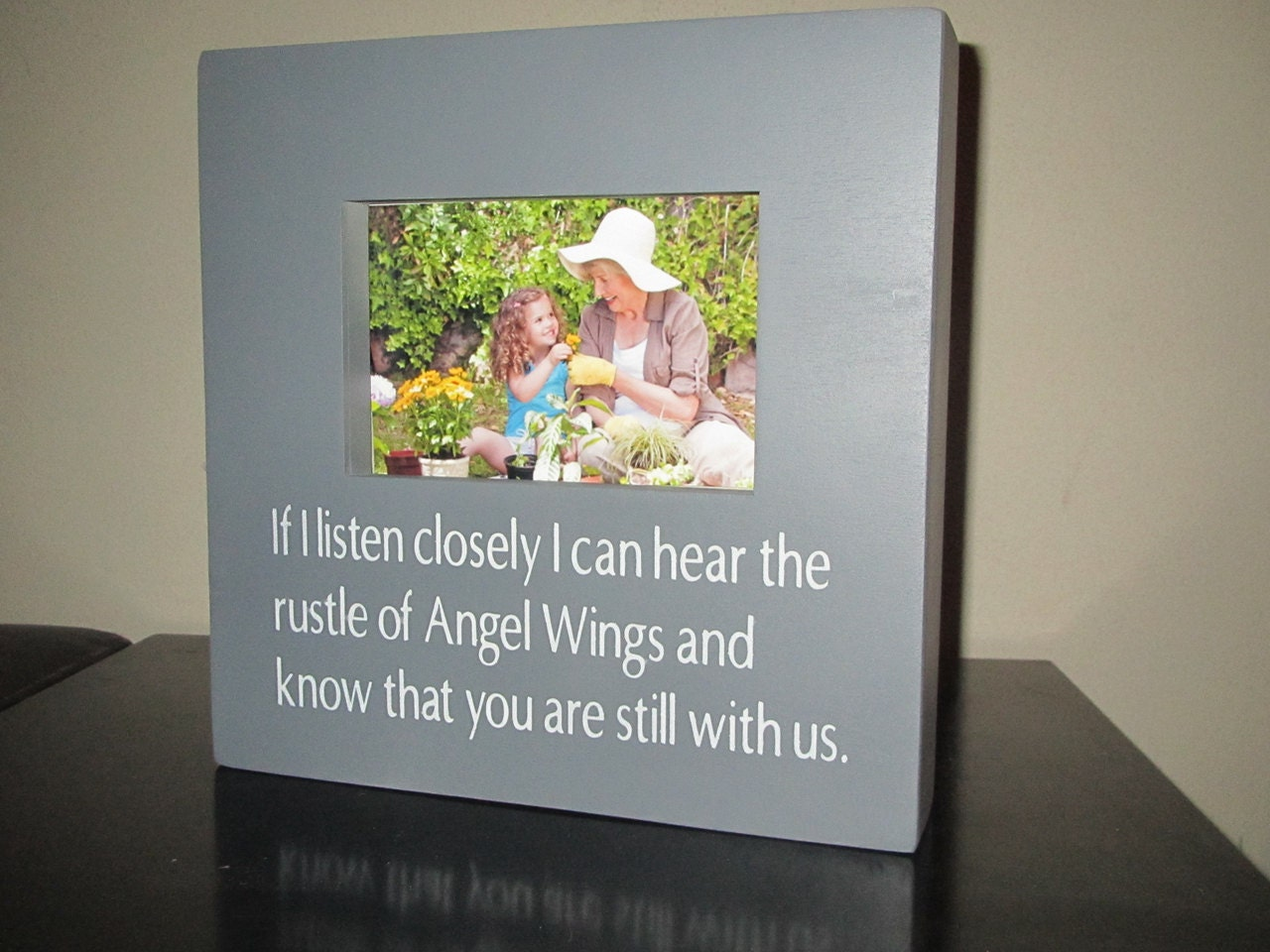 Sympathy frame memory picture frame if i listen closely i can hear 3800 jeuxipadfo Image collections