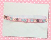 Elastic Belt - Donut Ballet Belt - Ballet Elastic Waistband - Hip Alignment Belt - Ballet Belt - Stretchy Belt - Ballet Gift