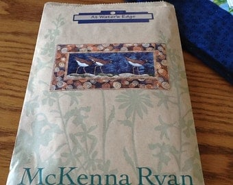 McKenna Ryan - AT WATER'S EDGE - Quilt Pattern Only
