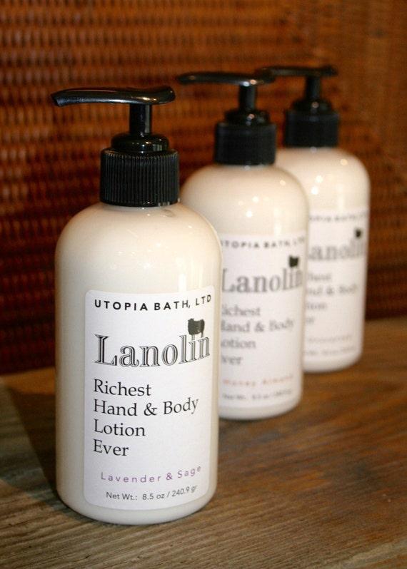 Lanolin Hand Amp Body Lotion