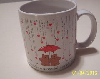 Friendship is a Special Kind of Love Cup