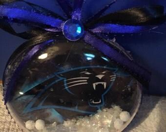 Carolina panthers ornament