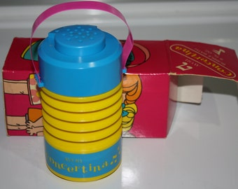 Avon Concertina Bubble Bath Container and Toy