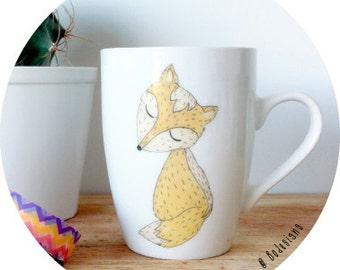 Fox Coffee / Tea  Mug