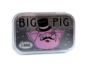 Big Pig Dice Game for Kids - by Bravio Games