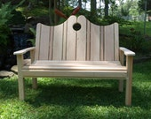 For G C (5 foot Cottage Garden Bench)