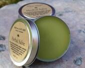 Herbal Salve, 1 oz.  with Comfrey, Calendula & Plaintain