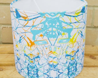 Mess Fabric 20cm Lampshade