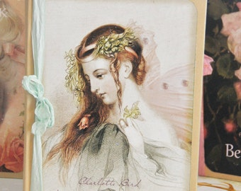 """Dreams and Wishes - Notebook by Charlotte Bird 8 x 6"""""""